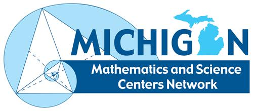 Michigan Mathematics and Science Centers Network logo