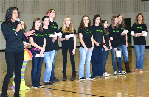 4b0048c00a Anti-Bullying Initiative comes to Wayland Union Middle School