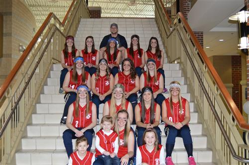 Otsego softball team