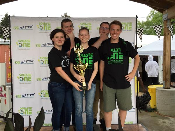 Tech Center Students Win Square One Challenge