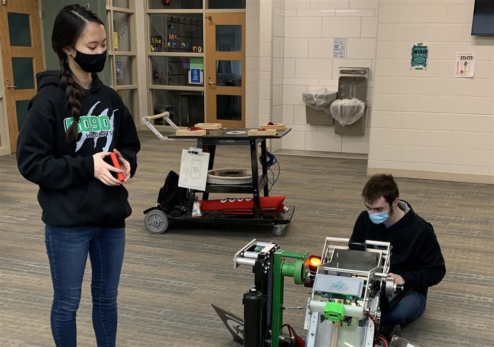 Wayland High School Robotics Kicks off Season