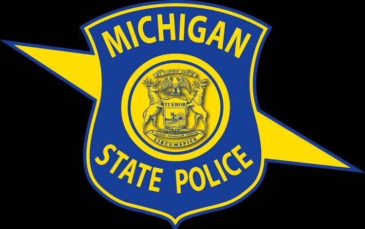 Michigan state Police logo