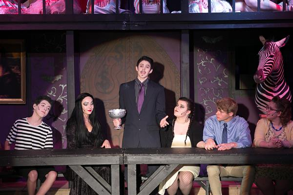 Musical Fun with The Addams Family